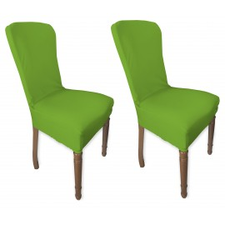 coprisedia elasticizzato verde