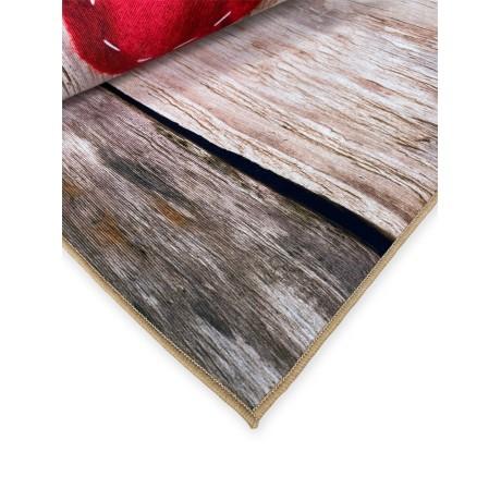 Conteneur repose-pieds POUF JUVE officiel F.C. JUVENTUS noir et blanc avec éponge Rubby ©
