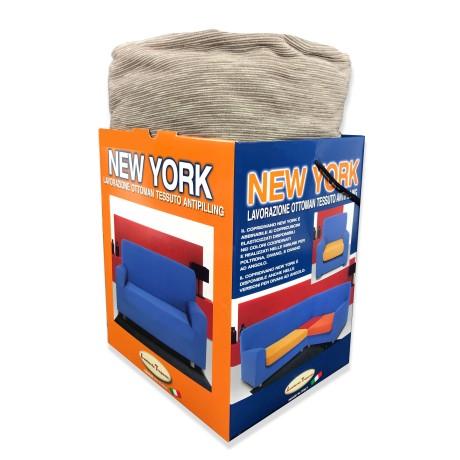 COPRIDIVANO de la NEW YORK FASHION CORDE fabriquée en Italie