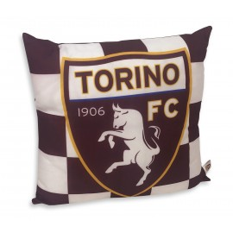 CUSCINO UFFICIALE TORINO FC CALCIO ORIGINALE TORO