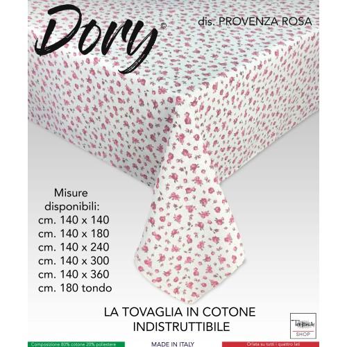 TOVAGLIA DORY FIORELLINO PROVENZALE ROSA