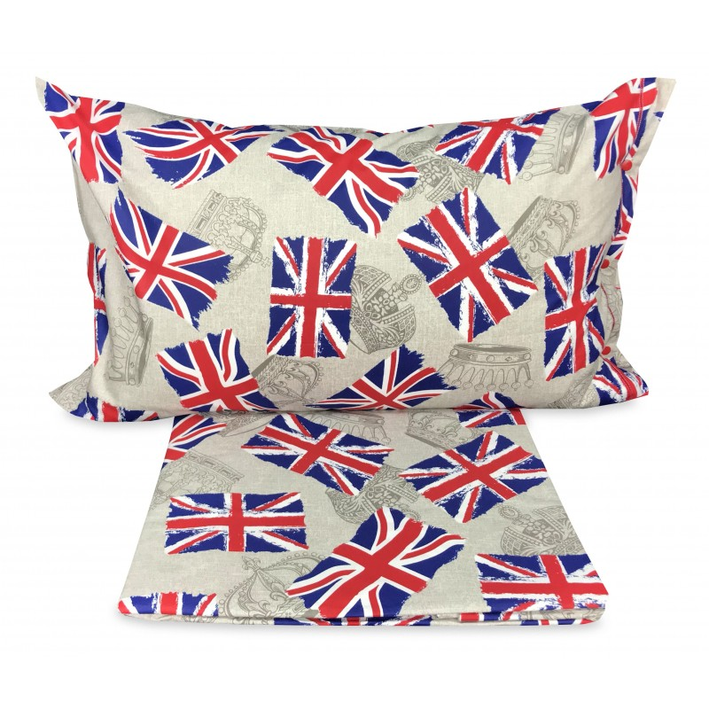 Copripiumino Inglese.Copripiumino Bandiera Londra Inglese Dis Flag