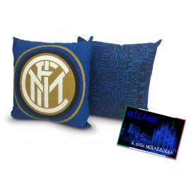 COUSSIN INTER INTERNATIONAL OFFICIEL du F. C. et de la carte postale MILAN EST