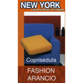 COPRISEDUTA DE MODE DE NEW YORK ORANGE