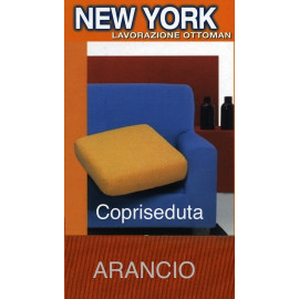 COPRISEDUTA NEW YORK ORANGE