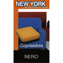 COPRISEDUTA NEW YORK NERO