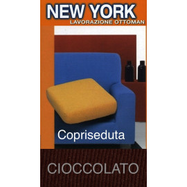 COPRISEDUTA NEW YORK CHOCOLAT