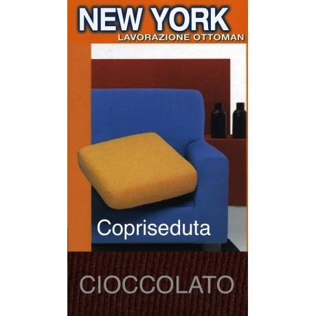 COPRISEDUTA NEW YORK CIOCCOLATO