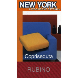 COPRISEDUTA NEW YORK RUBINO
