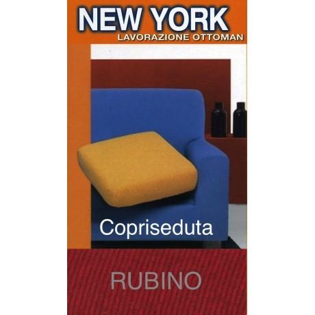 COPRISEDUTA NEW YORK RUBINO