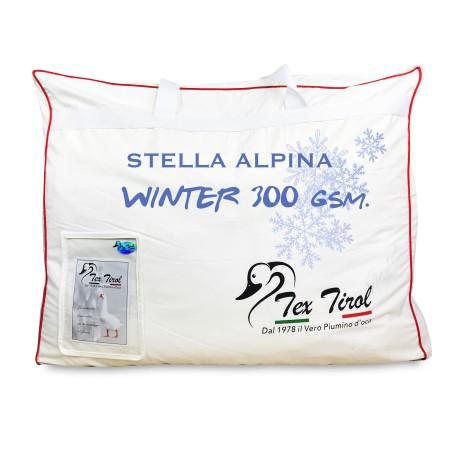 PIUMINO TEX TIROL © STELLA ALPINA WINTER 300 gsm.  100% PIUMINO OCA INVERNALE